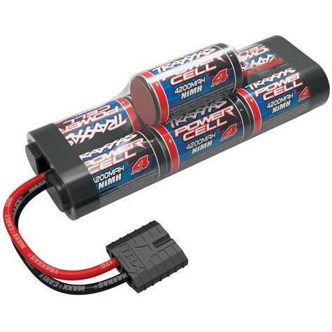 TRAXXAS Battery Series 4 Power Cell NiMH 4200mAh 8.4V (2951