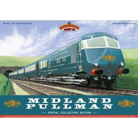 BRANCHLINE HO Midland Pullman Train Pack