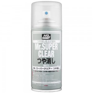 GUNZE Mr Super Clear Flat Spray