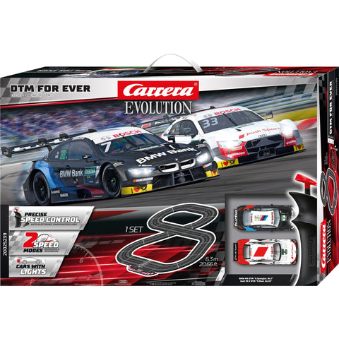 CARRERA Evolution DTM For Ever Track