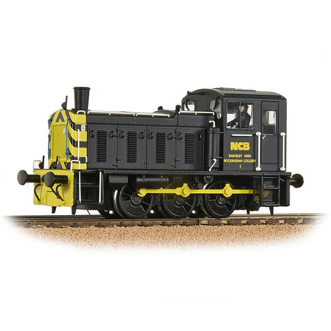 Image of BRANCHLINE OO Class 03 D2199 NCB Black