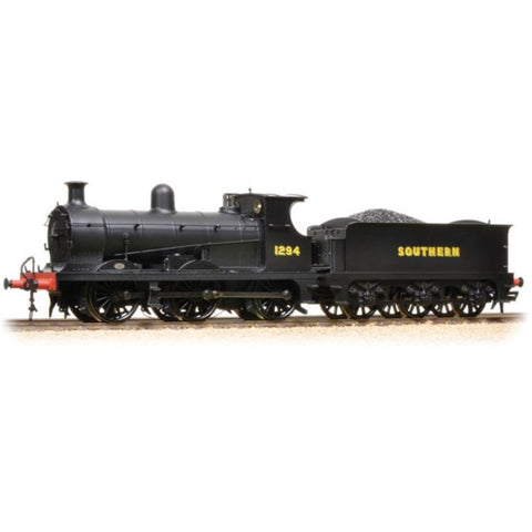 Image of BRANCHLINE C Class 0-6-0 1294 Southern Railway Black