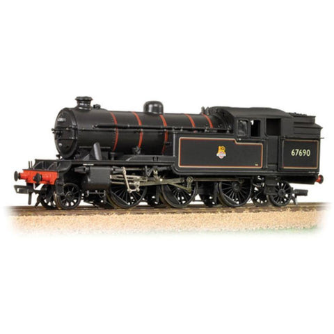 BRANCHLINE OO V3 Tank 67690 BR Lined Black Early Emblem