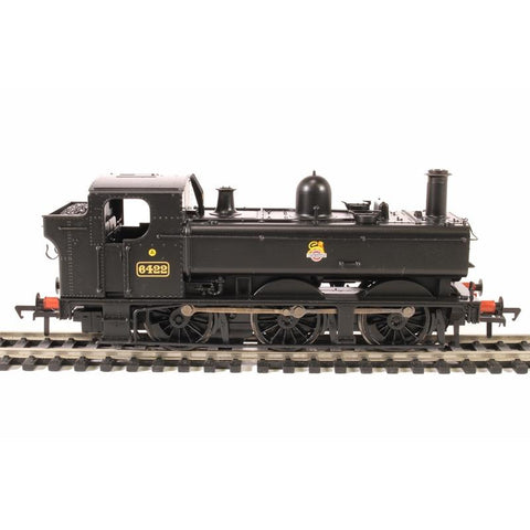 Image of BRANCHLINE OO Class 64xx 6422 0-6-0 Pannier Tank BR Black E