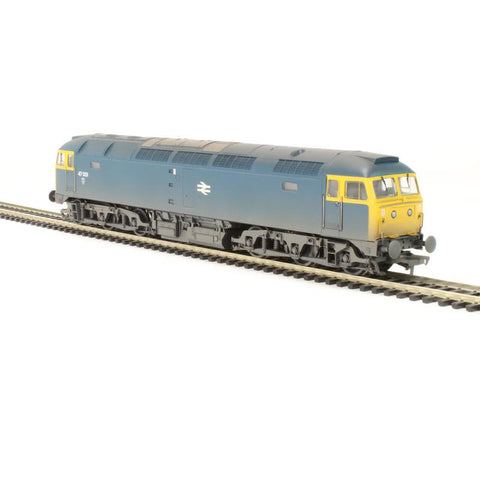 BRANCHLINE OO Class 47 47001 BR Blue Weathered
