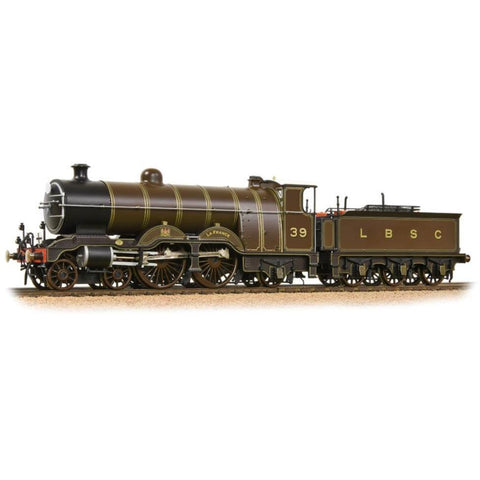 BRANCHLINE OO H1 Class Atlantic 4-4-2 No 39 'La France' LBS