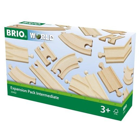 BRIO - Expansion Pack Intermediate 16 pieces