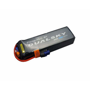 DUALSKY 3300mah 6S HED Lipo Battery, 50C