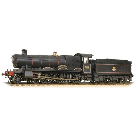 Image of BRANCHLINE OO Hall Class 4971 Stanway Hall BR Black E/Emble