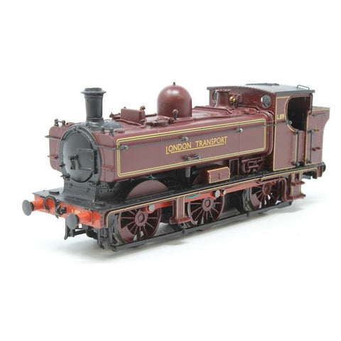 Image of BRANCHLINE OO scale GWR 57XX Pannier Tank L94 London Transp