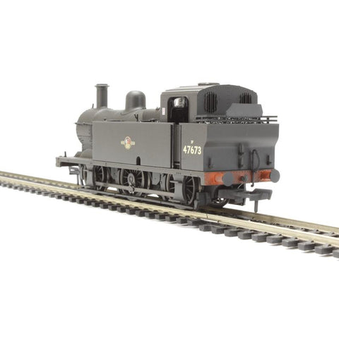BRANCHLINE OO Fowler Class 3F 0-6-0 (Jinty) 47673 BR Black