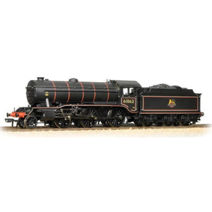 BRANCHLINE OO K3 Class 61862 BR Lined Black Early Emblem