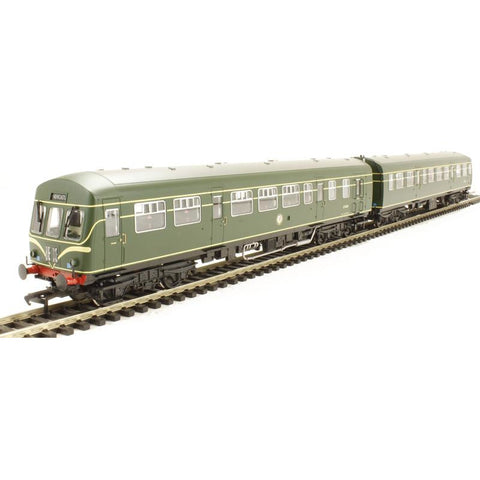 Image of BRANCHLINE OO BR Class 101 2 Car DMU BR Green with Speed Wh