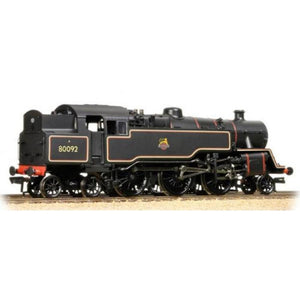 BRANCHLINE BR Standard Class 4MT Tank 80092 BR Black Early