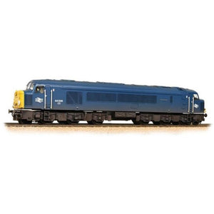 BRANCHLINE OO Class 44 44006 'Whernside' BR Blue - Weathere