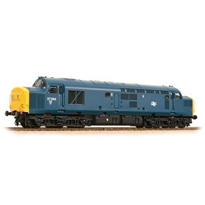 BRANCHLINE OO Class 37/0 37284 BR Blue Centre Headcode