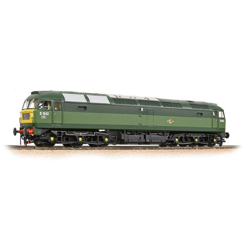 BRANCHLINE Class 47/0 D1842 BR Two-Tone Green (Small Yellow