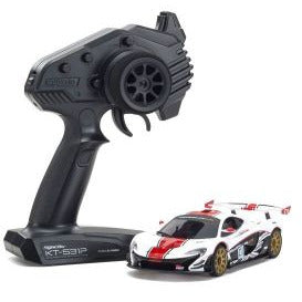 KYOSHO Mini-Z RWD MR-03 Readyset McLaren P1 GTR White/Red