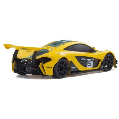 KYOSHO Mini-Z McLaren P1 GTR Yellow/Green