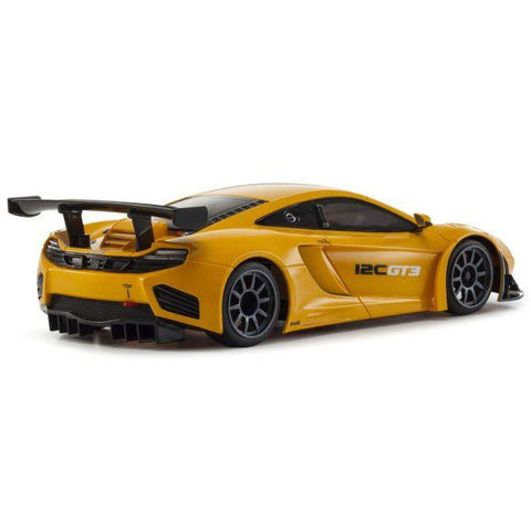KYOSHO Mini-Z Readyset McLaren 12C GT3 2013 Orange