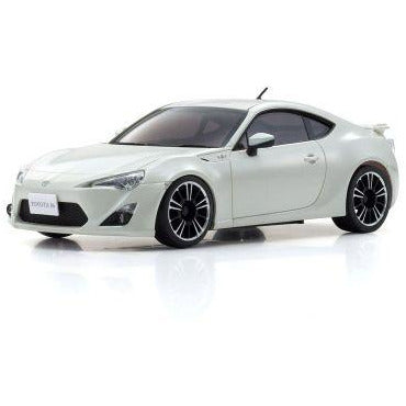 KYOSHO Mini-Z MR-03 Readyset Toyota 86 Pearl White