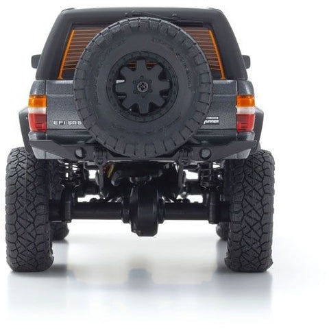 Image of KYOSHO 1/24 MINI-Z 4x4 MX-01 RTR Toyota 4 Runner Hilux Gray