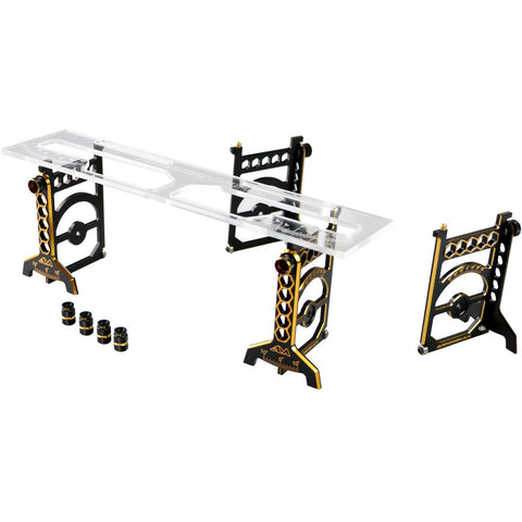 Image of ARROWMAX Set-Up System For 1/10 Touring Cars With Bag V2 Bl