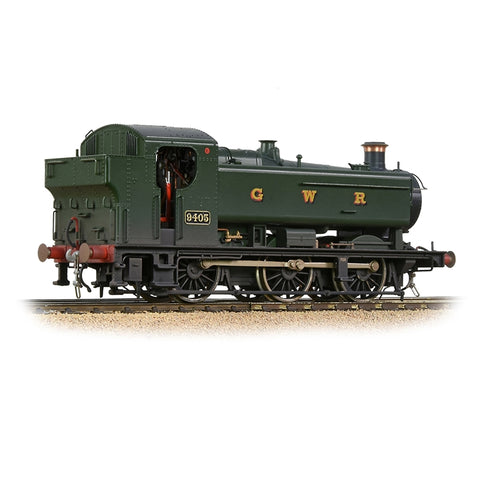 Image of BRANCHLINE OO GWR 94XX Pannier Tank 9405 GWR Green (GWR) Weathered