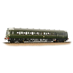 Image of BRANCHLINE OO Class 121 Single-Car Unit BR Green Speed Whisk
