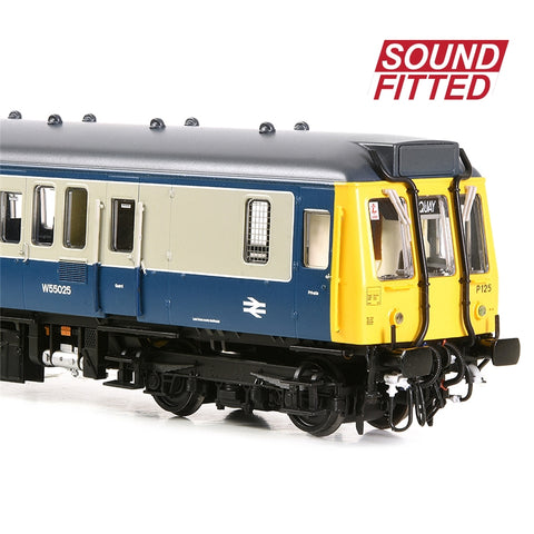Image of BRANCHLINE OO Class 121 Single-Car DMU BR Blue & Grey - Sou