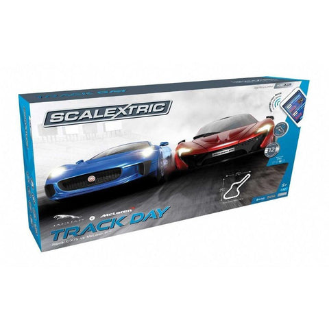 Image of SCALEXTRIC TRACK DAY