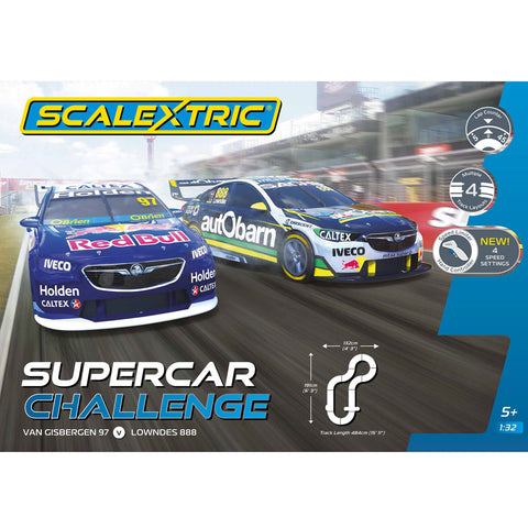 SCALEXTRIC Supercar Challenge