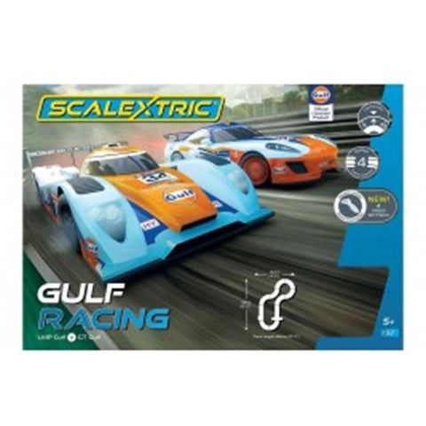 SCALEXTRIC Gulf Racing Set