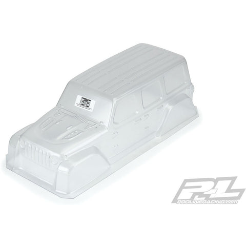 PROLINE Jeep Wrangler JL Unlimited Rubicon Clear Body (313)