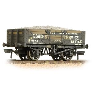 Image of BRANCHLINE OO 5 Plank Wagon Steel Floor 'Helwith Bridge Roa