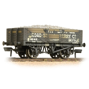 BRANCHLINE OO 5 Plank Wagon Steel Floor 'Helwith Bridge Roa