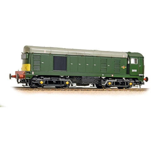 Image of GRAHAM FARISH N Class 20 D8158 BR Green Headcode Box Small