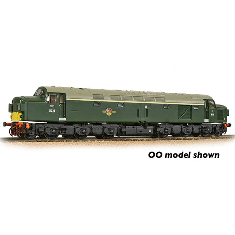 GRAHAM FARISH N scale Class 40 Split Headcode D338 BR Green