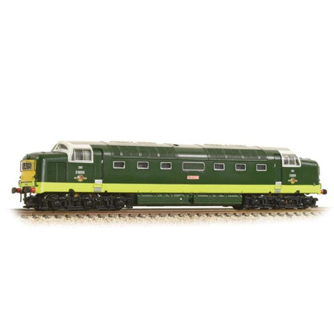 GRAHAM FARISH Class 55 D9009 Alycidon BR Two-Tone Green S