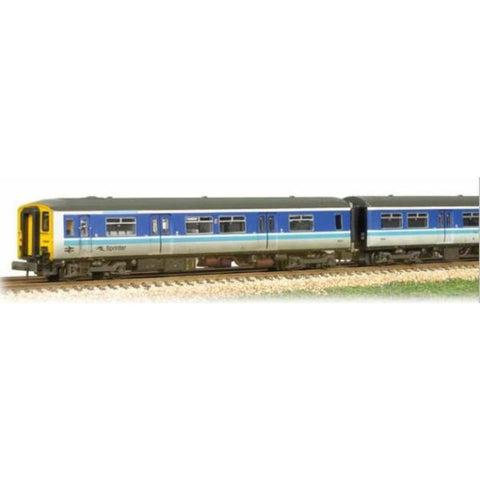 GRAHAM FARISH N Class 150/2 150247 BR Sprinter Weathered