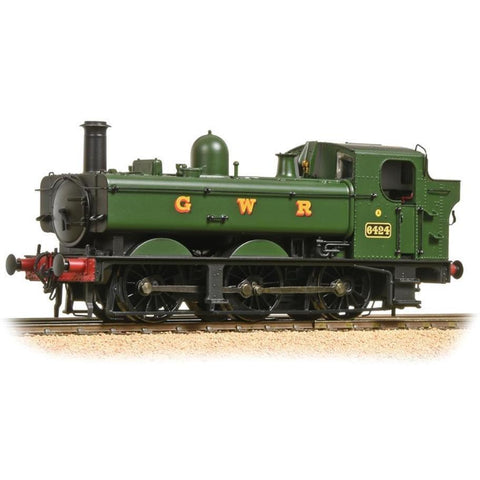 GRAHAM FARISH N Class 64xx Pannier Tank 6424 GWR Green (371