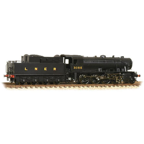 GRAHAM FARISH N WD Austerity Class 2-8-0 3085 LNER Black