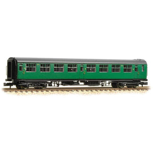 GRAHAM FARISH Bulleid 63ft Third Corridor BR (SR) Malachite