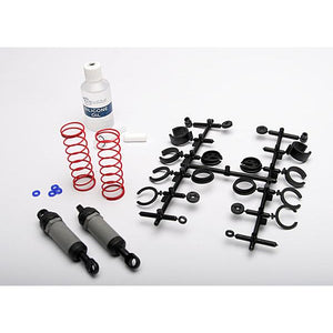 TRAXXAS Ultra Shocks Grey - Long with Springs (3760A)