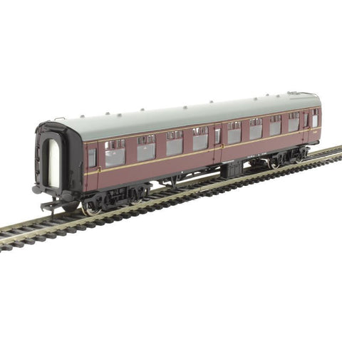 BRANCHLINE OO Mk1 SO Second Open BR Maroon
