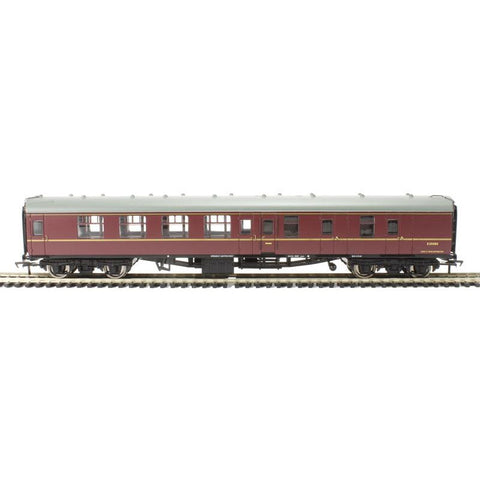 Image of BRANCHLINE OO Mk1 BSK Brake Second Corridor BR Maroon