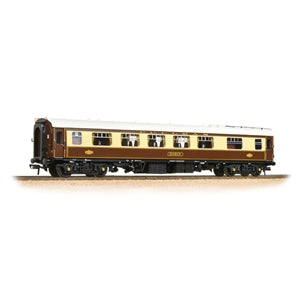 BRANCHLINE OO BR MK1 FK Pullman First Kitchen Umber & Cream