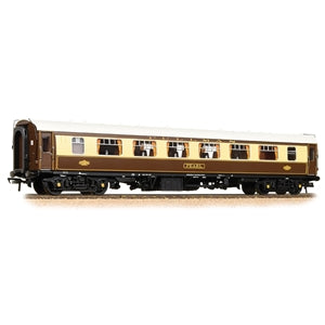 BRANCHLINE OO BR MK1 FP Pullman First Parlour Umber & Cream