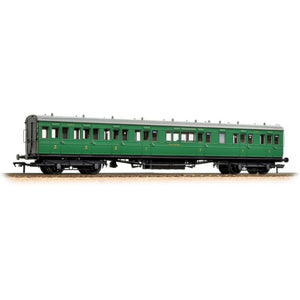 BRANCHLINE OO SECR 60' Birdcage Composite Southern Railway