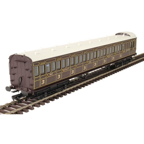 Image of BRANCHLINE OO SECR 60' Birdcage Brake 3rd SECR Dark Lake